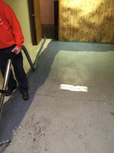 water damage restoration Frederick flooded basement